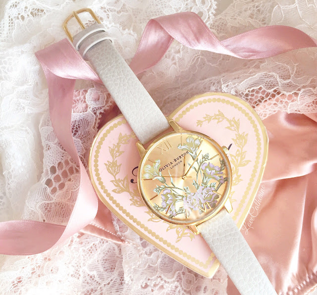 Giveaway | Olivia Burton Parlour Watch
