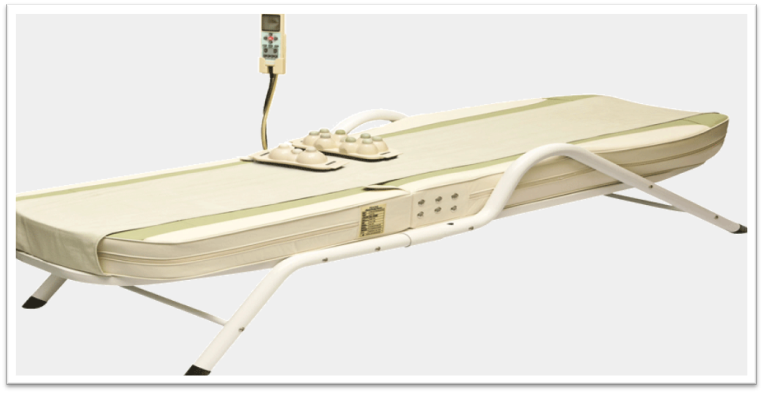 DIGITAL V3 THERMAL MASSAGE BED: Automatic Thermal Massage