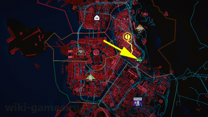 "Rare ""Gorilla Arms"" Location"