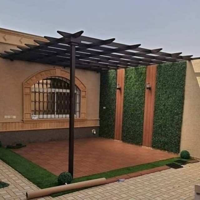 مظلات حدائق في عجمان