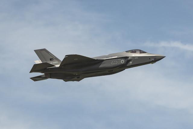 Turkish F-35 maiden flight