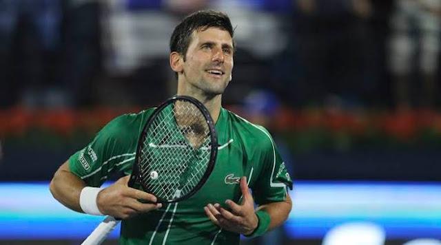 Richest Tennis Players - Novak Djokovic