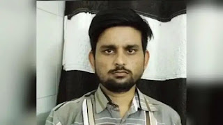 UP STF has arrested the Vikas Dubey's close to Shivam Dubey from Hardoi