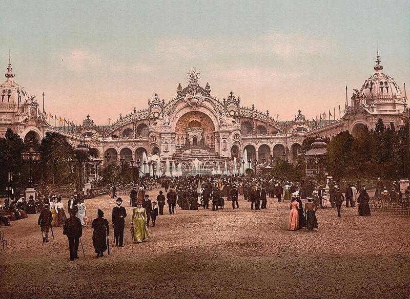 Belle Époque, czyli piękne czasy Francji