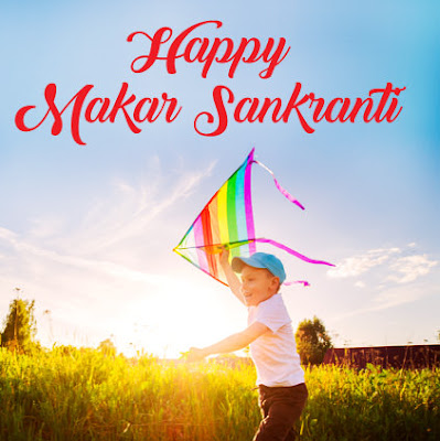 Makar Sankranti Pictures for Whatsapp in Hindi