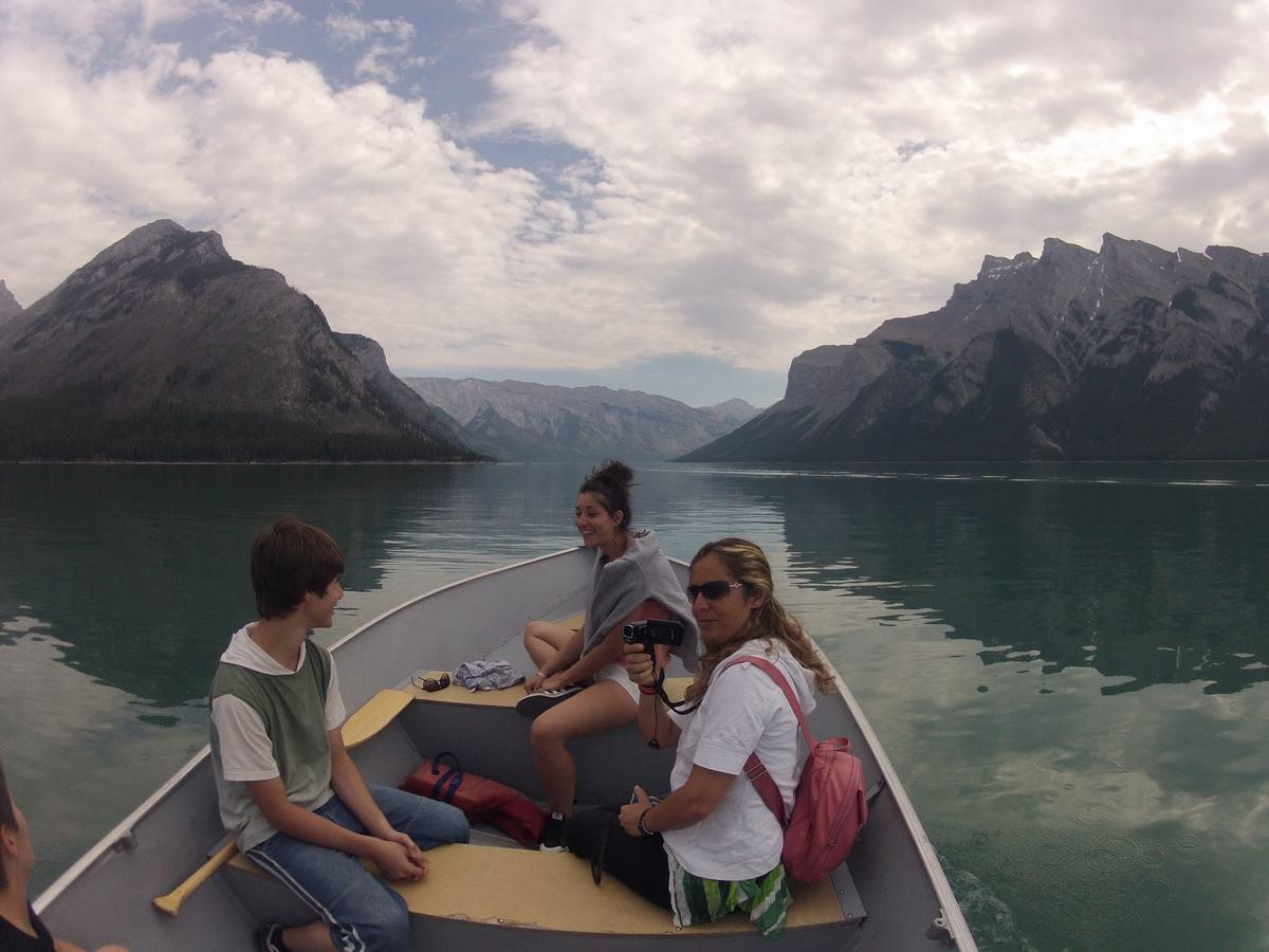 lago Minnewanka