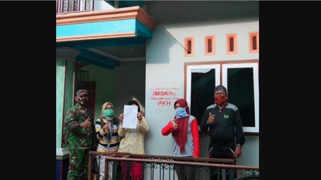 Foto Rumah Bagus Dicap Keluarga Miskin di Brebes Viral, Pemilik Mundur dari PKH