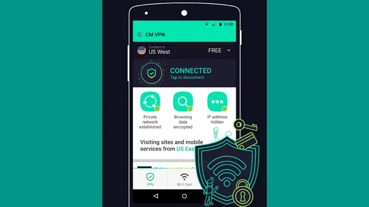 Aplikasi VPN Terbaik Untuk Buka WA dan Instagram yang Eror (down)