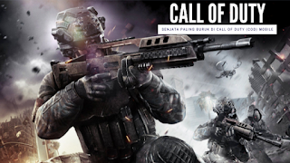 Senjata Paling Buruk di Call Of Duty (COD) Mobile