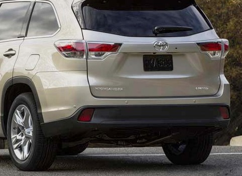 2018 toyota highlander review cars reviews rumors and prices. Black Bedroom Furniture Sets. Home Design Ideas