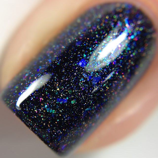 Sassy Pants Polish-Galaxy Rose