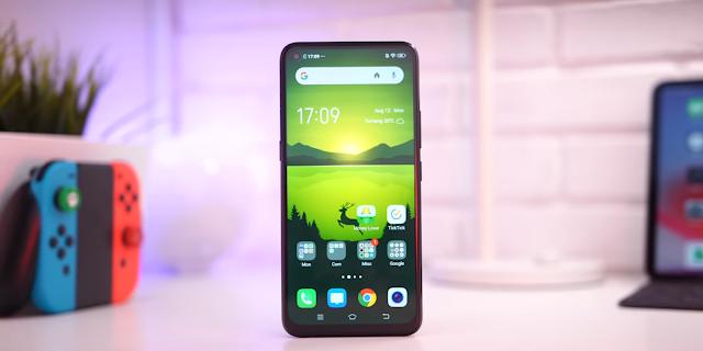 ini dia! Review Smartphone dengan Spesifikasi Gaming Harga Termurah, Vivo Z1 Pro