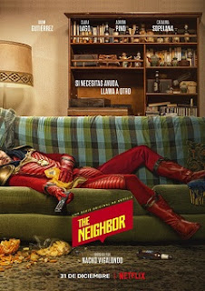 The Neighbor Complete S01 SPANISH 480p NF WEBRip x264