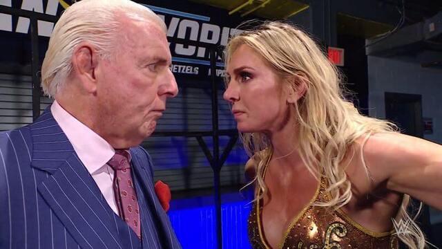 ريك فلير يكشف الحقيقة وراء تسريحه من WWE