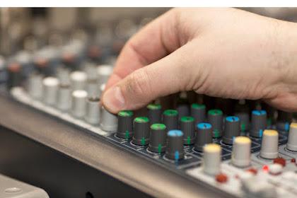 Sudah Tahu Cara Menyetel Vokal Pada Mixer Audio? Yuk Cek Di Sini