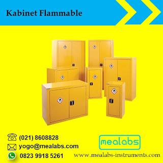 Kabinet Flammable