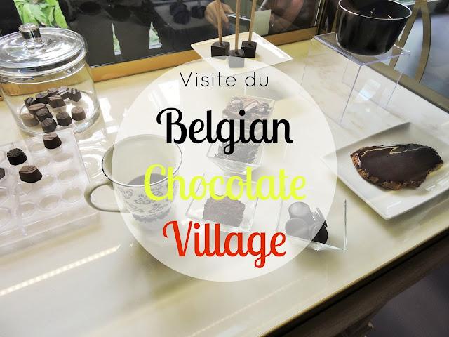 Belgian Chocolate Village à Bruxelles