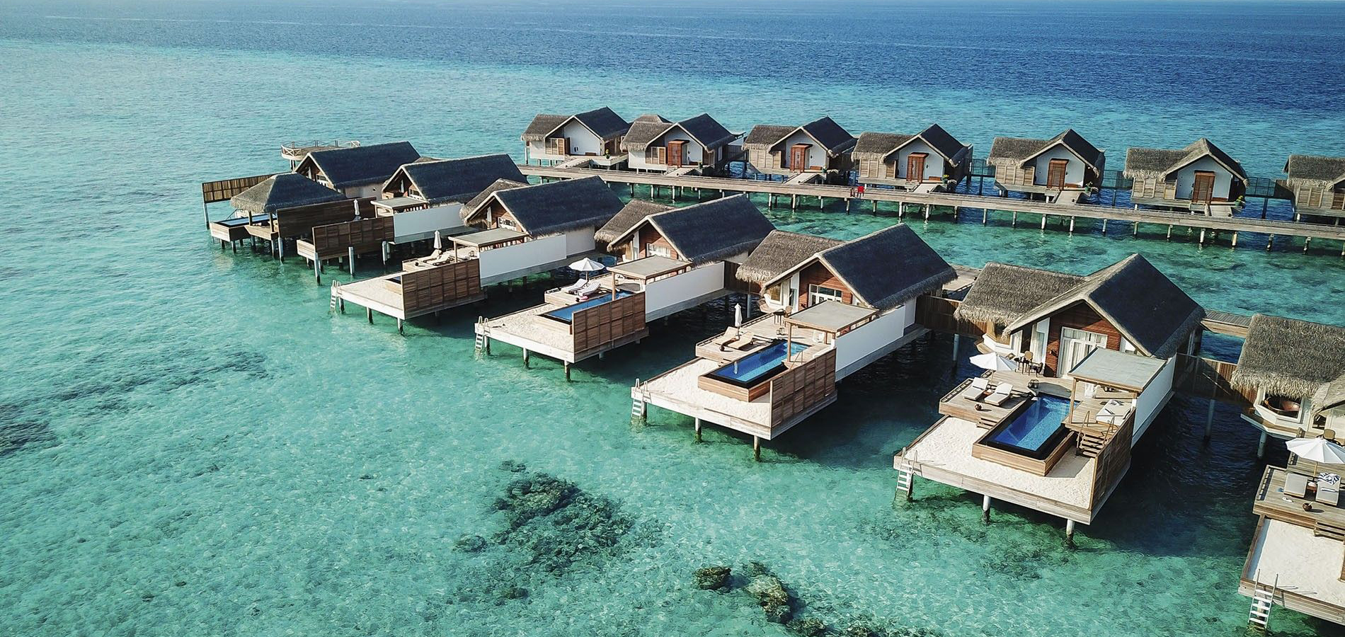 The Maldives Water Villa Experience - A Remedy for the Hectic Life