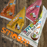 Smooze Fruit Ices - New Range