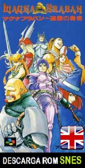 Magna Braban Henreki no Yuusha J RPG (Ingles) v. Enby KingMike v1.0 en INGLES descarga directa