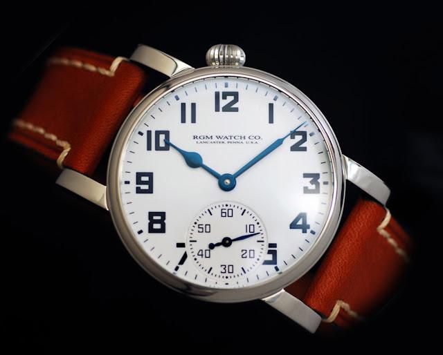RGM Watch Company Model 222-RR