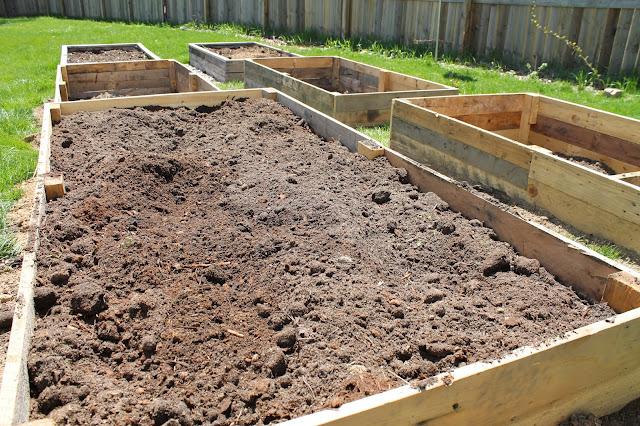 Raised Vegetable Garden Soil Mix