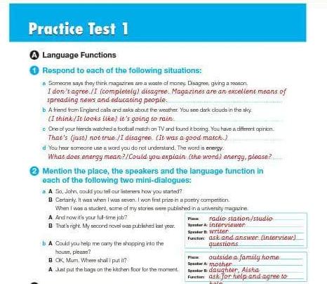 امتحانات الورك بوك بالإجابات للصف الثالث الثانوي 6