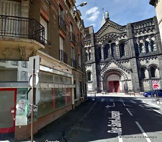 Clermont-Ferrand 2016  église saint Joseph