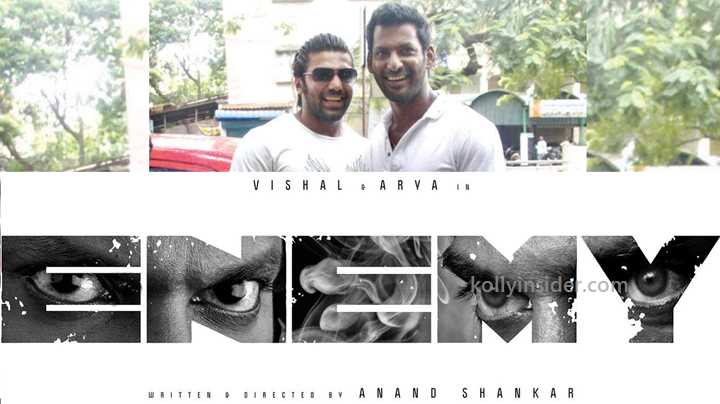 Arya and Vishal turn foes for Anand Shankar
