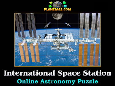 International Space Station (ISS) Puzzle