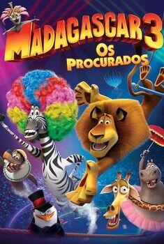 Madagascar 3: Os Procurados Torrent - BluRay 1080p Dual Áudio