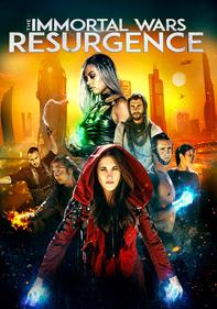 Download Film dan Movie The Immortal Wars: Resurgence (2019) Subtitle Indonesia