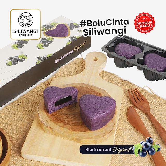 Bolu Cinta Blackcurrant