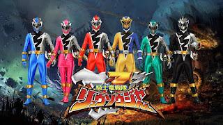 Kishiryu Sentai Ryusoulger Subtitle Indonesia and English Batch