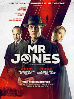 Mr. Jones 2019 English Download 720p BluRay