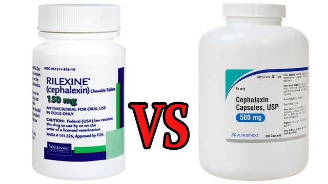 is-rilexine-the-same-as-cephalexin
