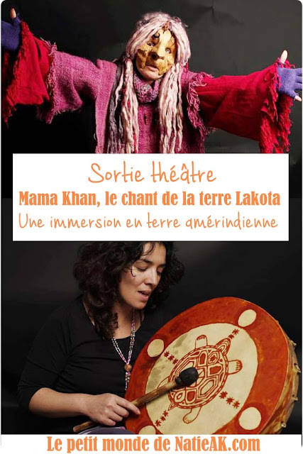critique théâtre Mama Khan