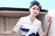 Oh No! This Beautiful Stewardess Is Actually A Man!