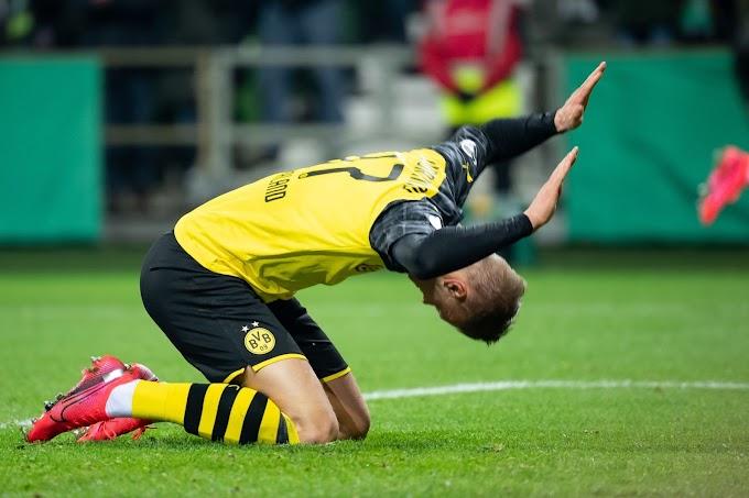 Bremen 3-2 Dortmund: Haaland goal not enough as BVB knocked out of DFB Pokal