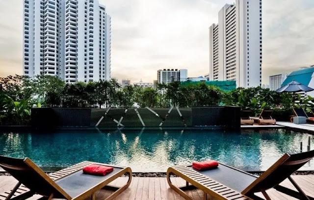 Fraser Suites Sukhumvit Bangkok Thailand hotels