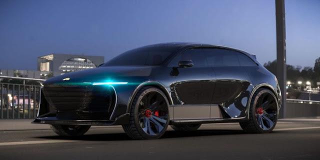 இயற்கை சக்தியான சூரிய ஒளியில் இயங்கும் Solar Car