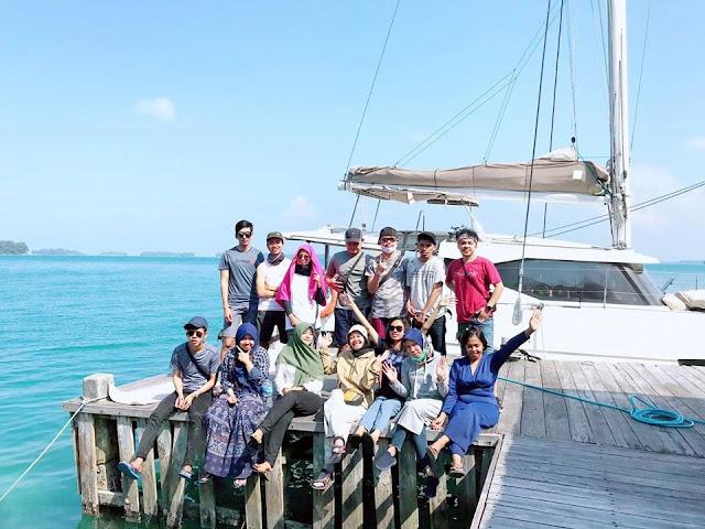 Open Trip Pulau Harapan 2d1n