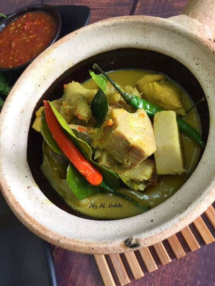 resepi gulai lemak nangka aneka resepi masakan Resepi Masak Lemak Cili Api Labu Air Enak dan Mudah