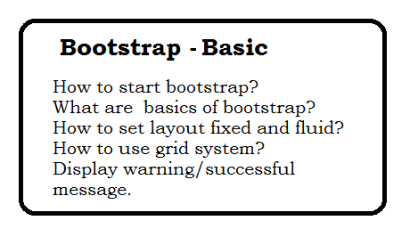 Bootstrap Interview Questions and Answers for 3 Month Experience