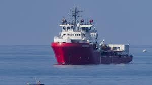 Ocean Viking ship rescues hundreds of migrants