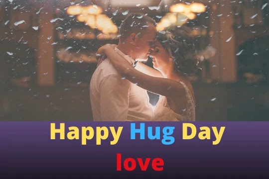 happy hug day images for husband