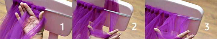 как сшить фатиновую юбочку