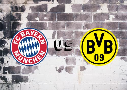 Bayern München vs Borussia Dortmund  Resumen y Partido Completo