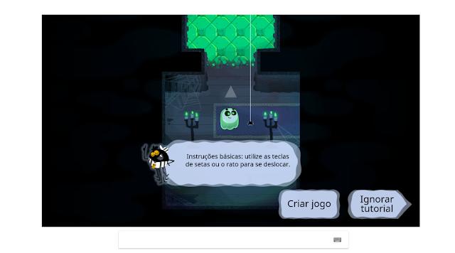 Google lança primeiro doodle interactivo multi-jogador