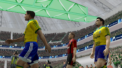 PES 6 Patch Master 8 EURO 2016 Final